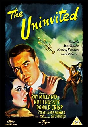 The Uninvited 1944 Dvd Amazoncouk Ray Milland Ruth