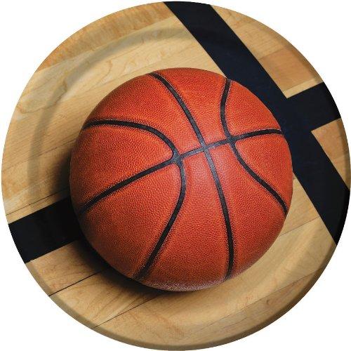 Sports Fanatic Basketball 9-inch