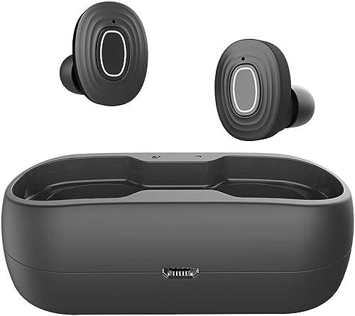 DGHWEIDAO V6.0 wireless bluetooth earphone, earphone type, waterproof stereo sound in-ear, with charging case