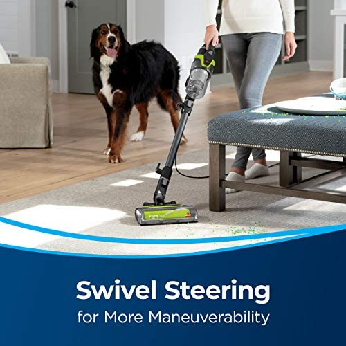 BISSELL PowerFloat Pet Slim Corded Vacuum, 3070