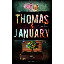 Thomas & January, Book Two in the Sleepless Series