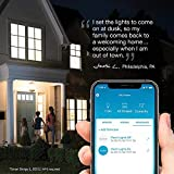 Lutron Caseta Smart Home Plug-in Lamp Dimmer Switch