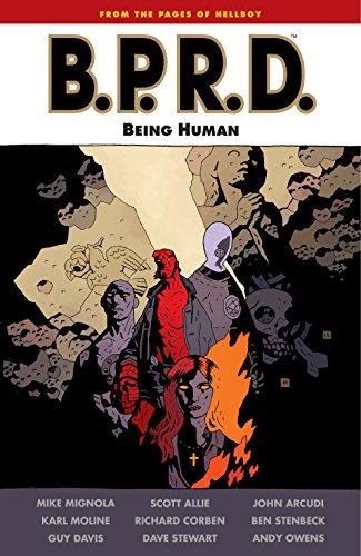 B.P.R.D.: Being Human -