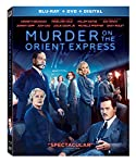 Cover Image for 'Murder On The Orient Express [Blu-ray + DVD + Digital]'