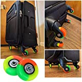 OwnMy 50 x 18mm Set of 4 Luggage Suitcase