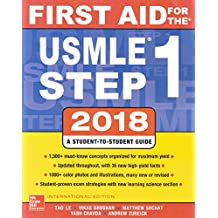 First Aid for the USMLE Step 1 2018 (28th Ed)