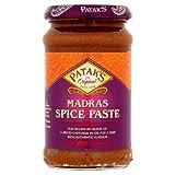 Patak's The Original Madras Spice Paste, 283g