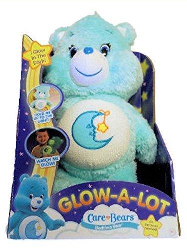 [Care Bears Glow-A-Lot Bedtime Plush] (Care Bear Plush)