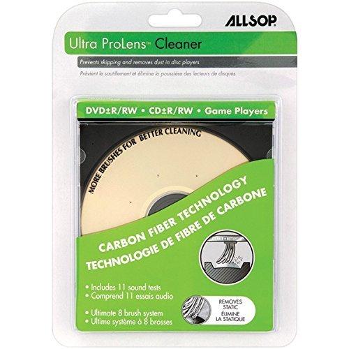 Allsop(TM) 23321 DVD & CD Laser Lens Cleaner