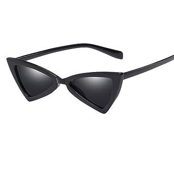 Amazon.com: SFE - Gafas de sol unisex con ojo irregular ...