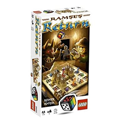 LEGO Ramses Return 3855: Toys & Games