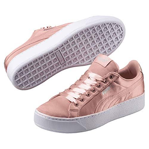 Puma Sneaker Beige Ep Vikky peach Beige Damen Platform Peach S8qvSr