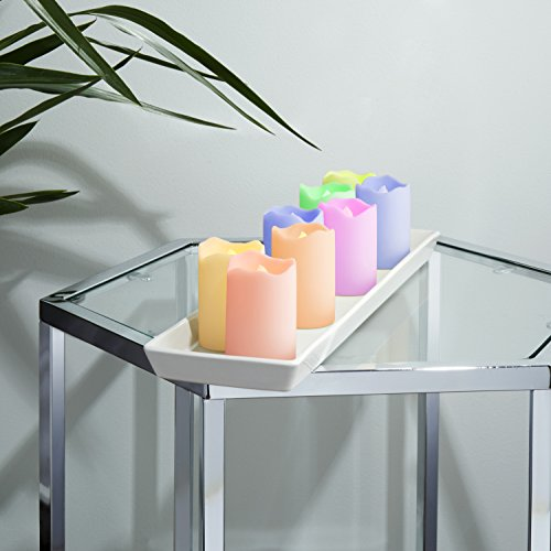the many uses of votives Learn how the use of aromatherapy candles can create a lovely ambiance for any room.