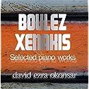 P. Boulez and I. Xenakis, Selected Piano Works (CD)