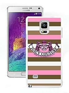 Popular Designed Phone Case For Samsung Galaxy Note 4 N910A N910T N910P N910V N910R4 With Juicy 09 White Phone Case