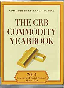 the crb commodity yearbook 2014 commodity research bureau. Black Bedroom Furniture Sets. Home Design Ideas