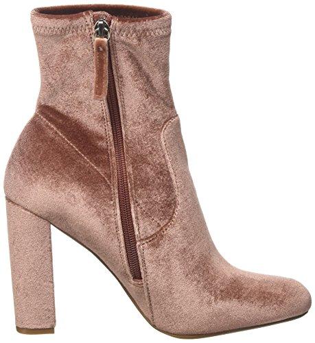 Steve Women's blush Boots Velvet Madden Editt Pink 5fBxrfqwX