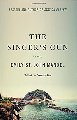 Book The Singer's Gun