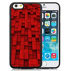 New Personalized Custom Designed For iPhone 6 4.7 Inch TPU Phone Case For 3D Red Boxes Phone Case Cover