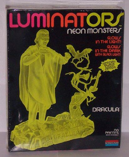 LUMINATORS Universal Monsters Dracula Model product image
