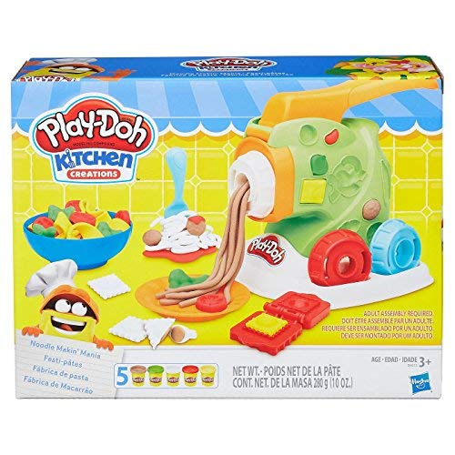 大切な Play-Doh Noodle Noodle [並行輸入品] Makin Mania Set Set [並行輸入品] B07PFWCHTP, 匠工房ホープ:0eb542b0 --- pmod.ru