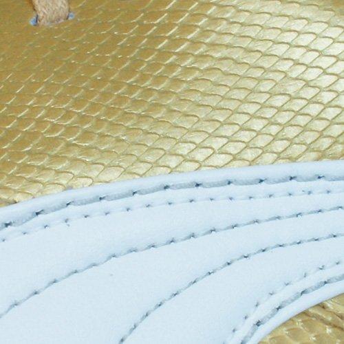 Puma Zapatillas corrientes Cell Gold deporte L de de oro mujeres Akila las CnfSq
