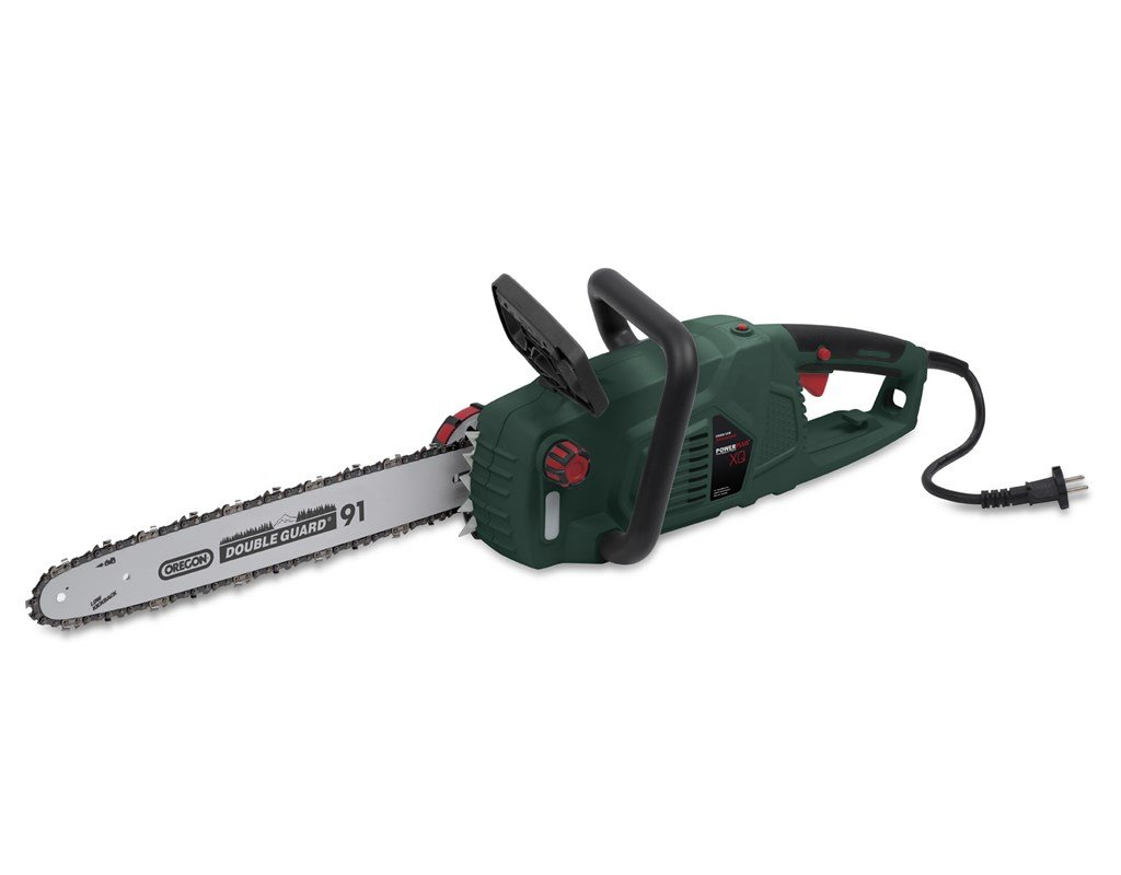 Elektrische Kettensäge Motorsäge Baumsäge 2.400 Watt 405 mm Oregon Schwert