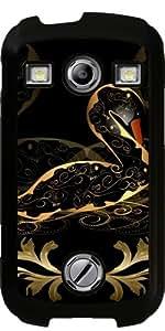 Funda para Samsung Galaxy Xcover 2 (S7110) - Hermoso Cisne by nicky2342