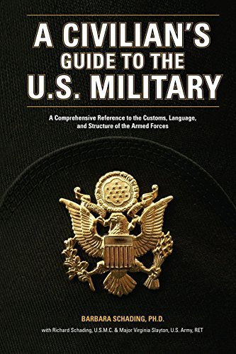 A Civilian's Guide to the U.S. Military: A comprehensive reference to the customs, language and structure of the Armed Forces by Barbara Schading (2006-12-22)