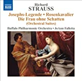 Strauss, R.: Rosenkavalier (Der) Suite / Symphonic Fantasy On Die Frau Ohne Schatten / Symphonic Fragment From Josephs Legende