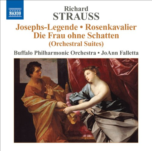 Symphonic Fragments - Strauss, R.: Rosenkavalier (Der) Suite / Symphonic Fantasy On Die Frau Ohne Schatten / Symphonic Fragment From Josephs Legende