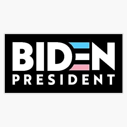 Joe Biden and Harris for President Vinyl Decal Bumper Sticker Wall Laptop Window Sticker 5 Biden Harris 2020