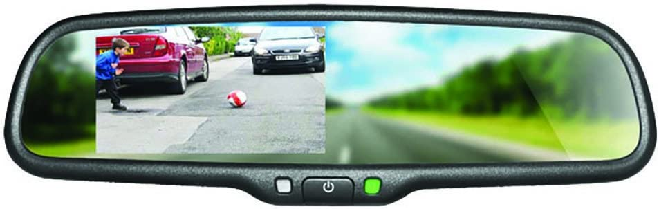 Boyo VTC700R 2.4 Ghz Digital Wireless Rear View Mirror