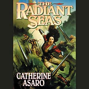 The Radiant Seas Hörbuch