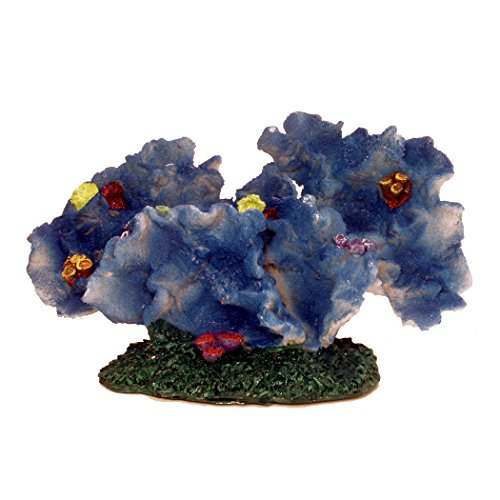 SPORN Aquarium Decoration, Coral Replica -