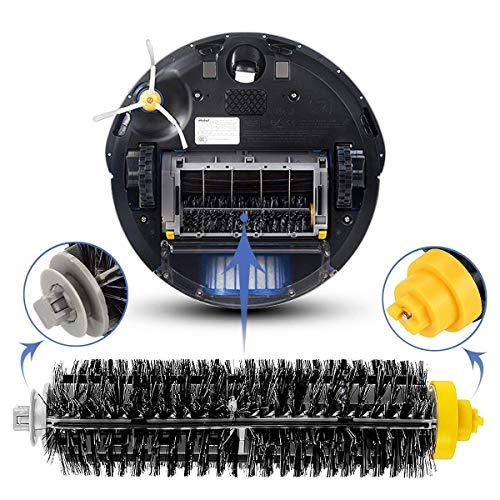 APZOVO Kit de reemplazo para iRobot Roomba 600 Series 600 610 614 620 625 630 635 640 645 650 655 660 665 670 680 690, 15packs de accessorios para iRobot ...