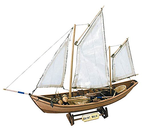 ARTESANIA LATINA SAINT MALO 19010 Model Ship Kit 1:35