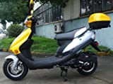 150cc Super Sport Scooter Moped - (Limited Supply!) - Engine type 4 stroke, single cylinder By Saferwholesale