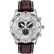 [Sponsored]Men's Eco-Drive Chronograph Watch with Perpetual Calendar and Date, BL5470-06A