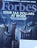 Forbes Magazine July 21 2008 Your Tax Dollars at Work - The Real Estate Meltdown in State Pension Funds
