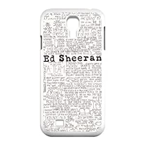 Samsung Galaxy S4 9500 Cell Phone Case White Ed Sheeran 009 Delicate gift AVS_652913