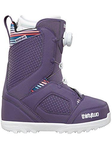 - Thirty Two STW Boa Snowboard Boot 2018 - Women's Purple 6