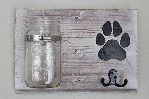Amazon.com: Dog Leash and Treat Holder: Handmade
