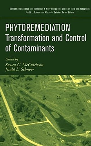 Phytoremediation: Transformation and Control of Contaminants