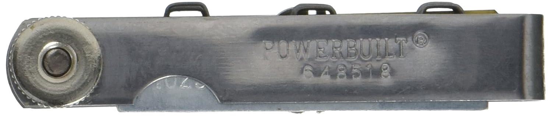 Powerbuilt 648518 Combo Tune-Up Gauge