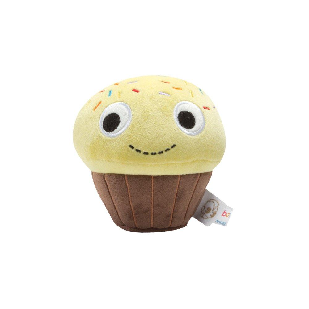 Kidrobot 5'' Yummy Buttercream Cupcake Plush by Kidrobot