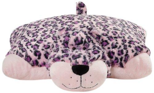 Amazon Pillow Pets Jumboz Pink Leopard