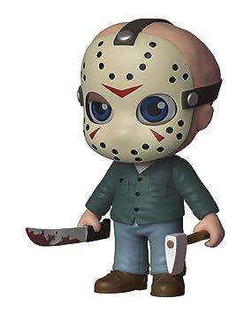 Figura De Vinilo De Terror Funko 5 Estrellas Jason Voorhees ...