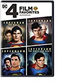 4 Film Favorites: Superman (Superman II: Special Edition, Superman III: Deluxe Edition, Superman IV: Deluxe Edition, Superman, The Movie: Special Edition)