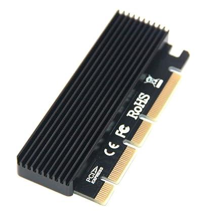 Tarjeta de expansión LED Interfaz Adaptador de Ordenador M.2 ...